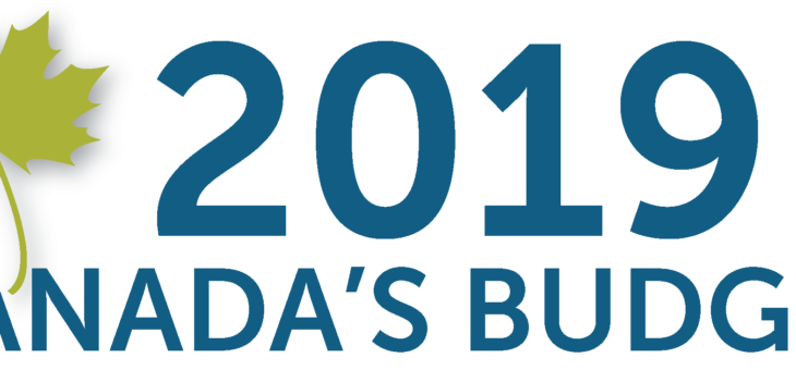 2019 Canadian Budget update